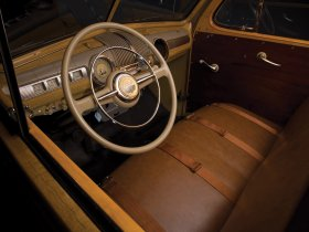 Ver foto 11 de Ford Super Deluxe Station Wagon 1947