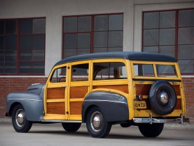 Ver foto 2 de Ford Super Deluxe Station Wagon 1947
