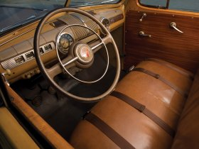Ver foto 10 de Ford Super Deluxe Station Wagon 1947