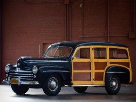 Fotos de Ford Super Deluxe Station Wagon 1948