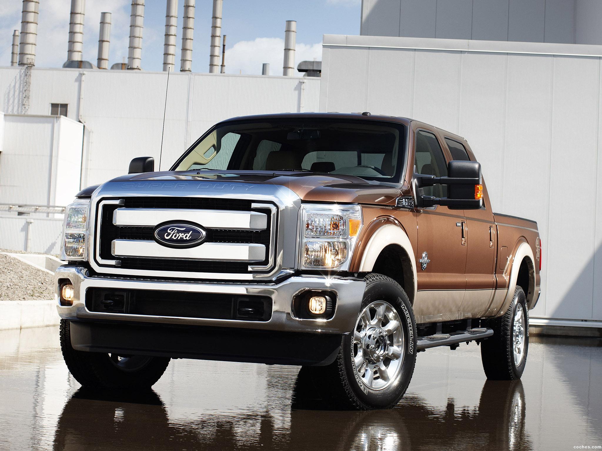 Foto 0 de Ford Super Duty 2010
