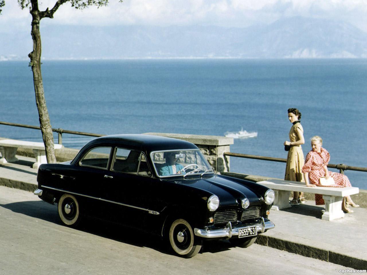Foto 1 de Ford Taunus 12M G13 1952