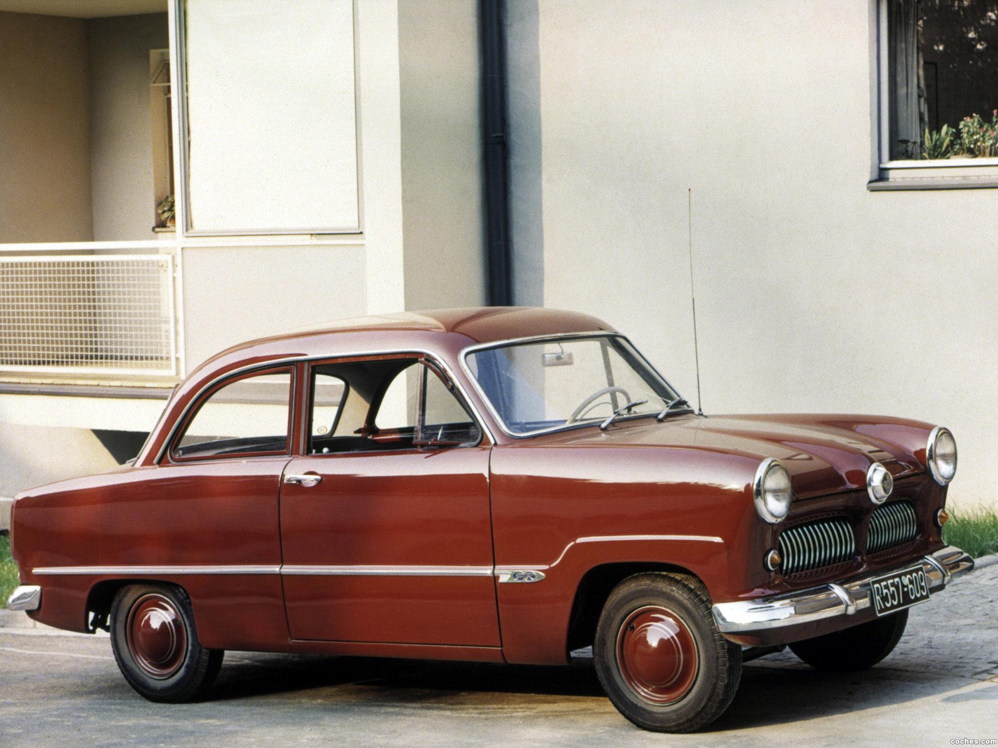 Foto 0 de Ford Taunus 12M G13 1952