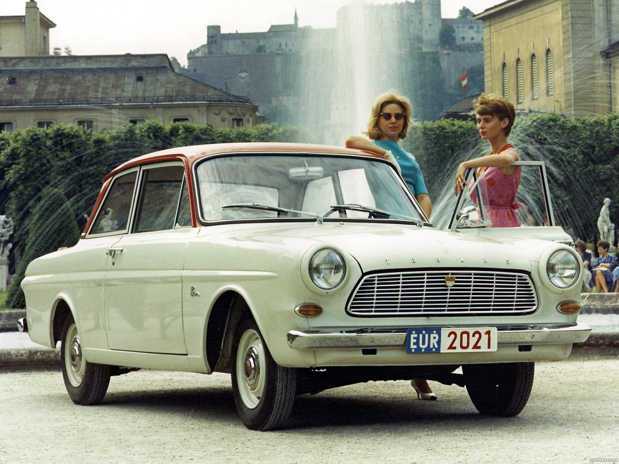 Foto 0 de Ford P4 1962
