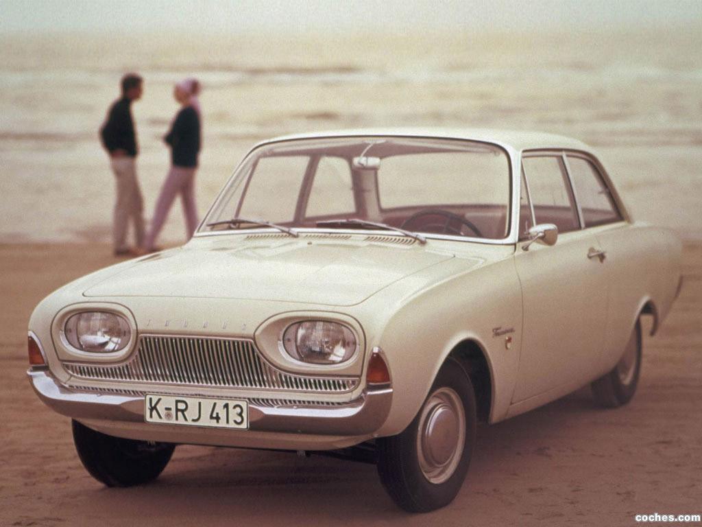 Foto 0 de Ford Taunus 17M P3 1960