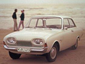 Ver foto 1 de Ford Taunus 17M P3 1960