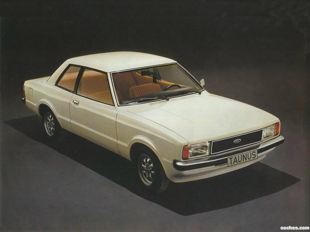 Foto 0 de Ford Coupe 1976