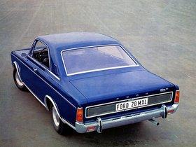 Ver foto 2 de Ford Coupe P7 1968