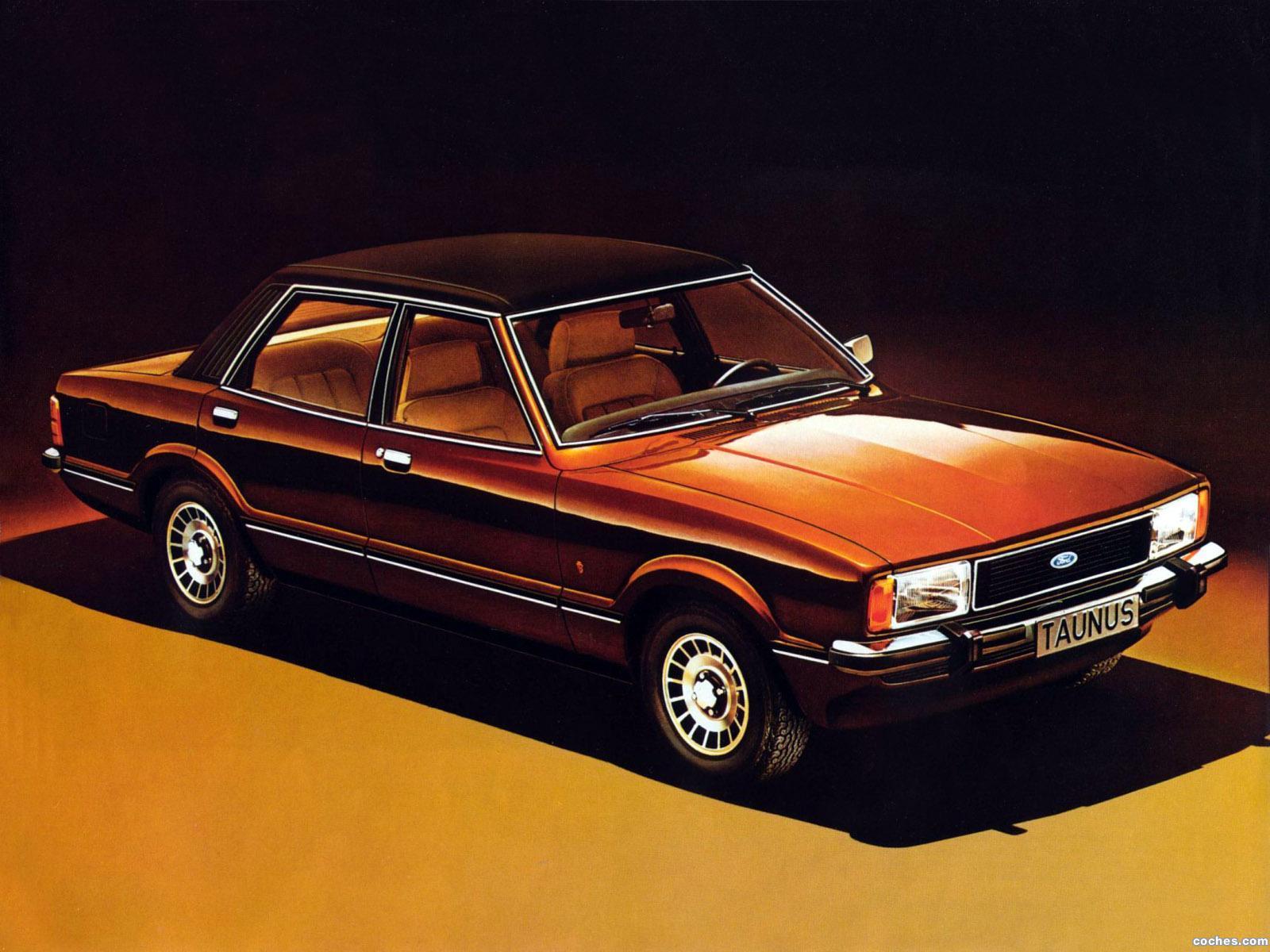 Foto 0 de Ford Taunus Ghia 1976