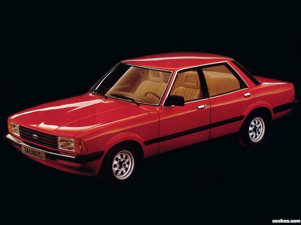 Foto 0 de Ford Taunus Sedan 1979