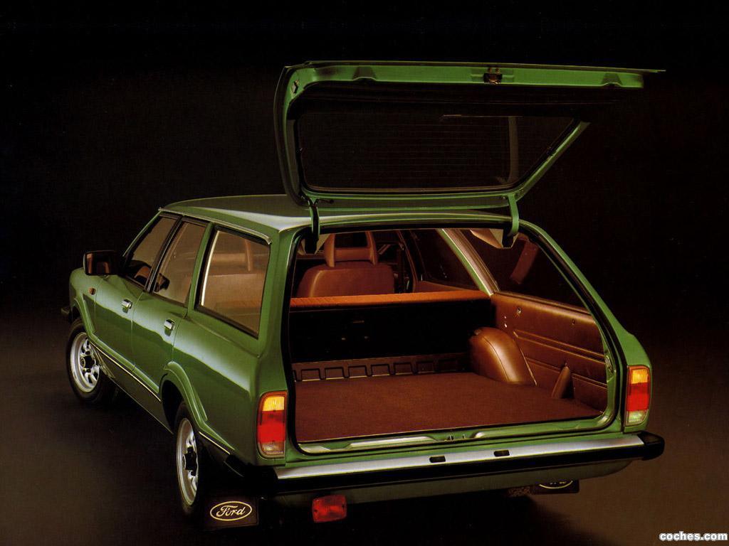 Foto 1 de Ford Taunus Turnier 1979