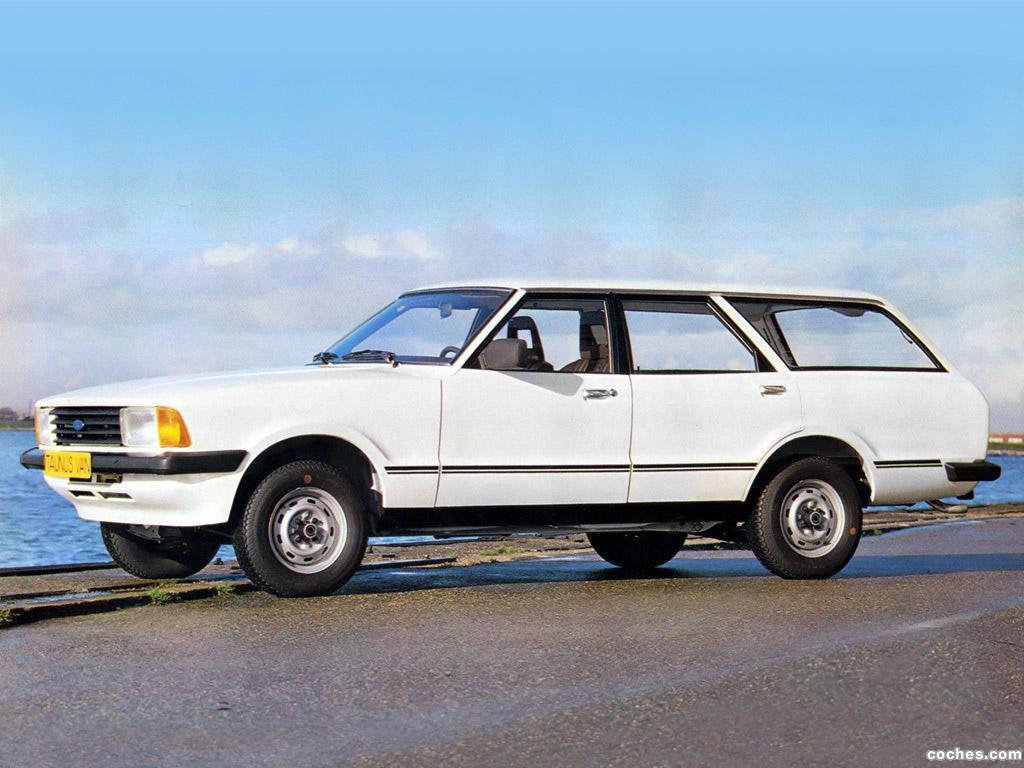 Foto 0 de Ford Taunus Turnier 1979