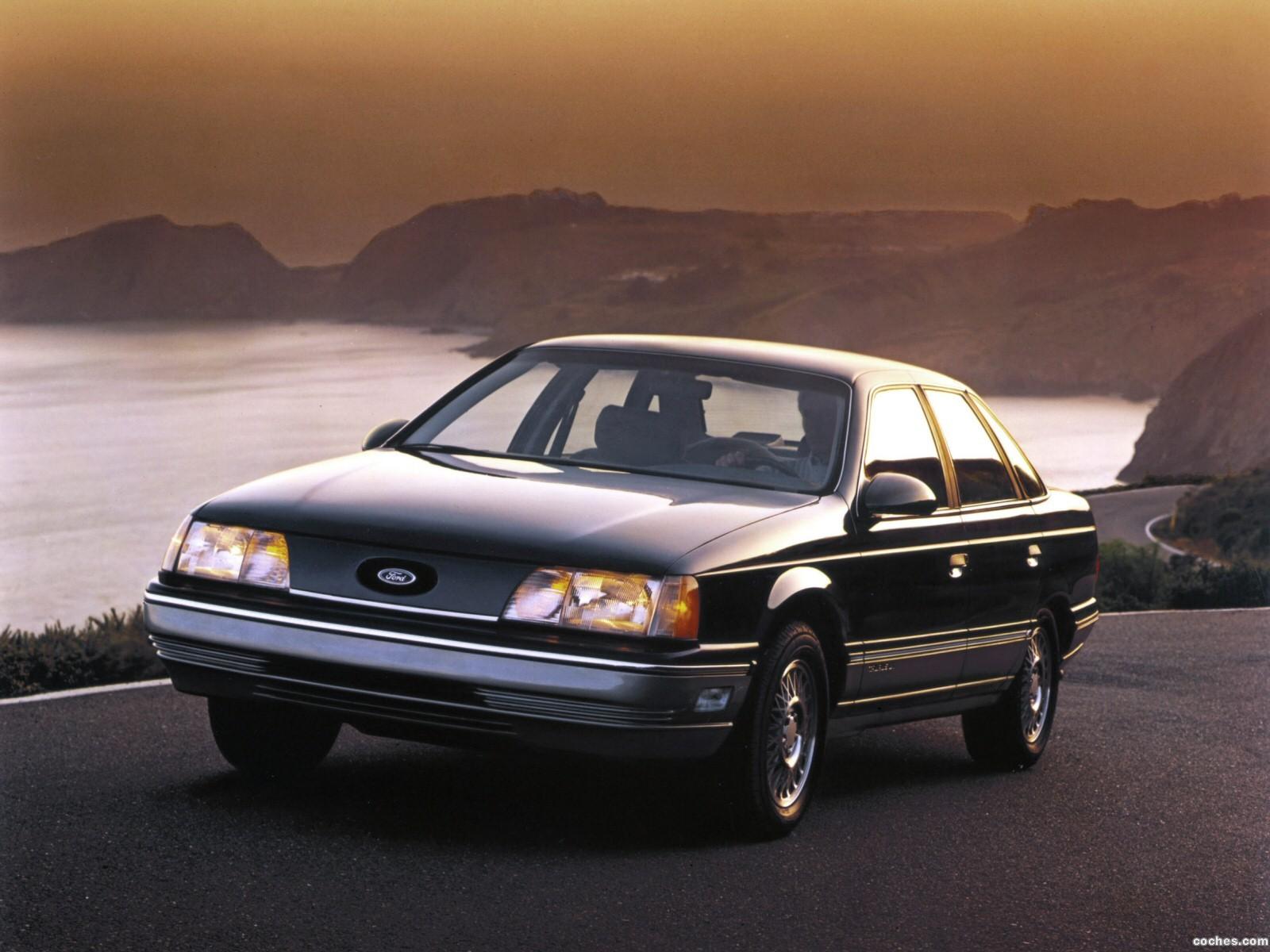 Foto 0 de Ford Taurus 1986