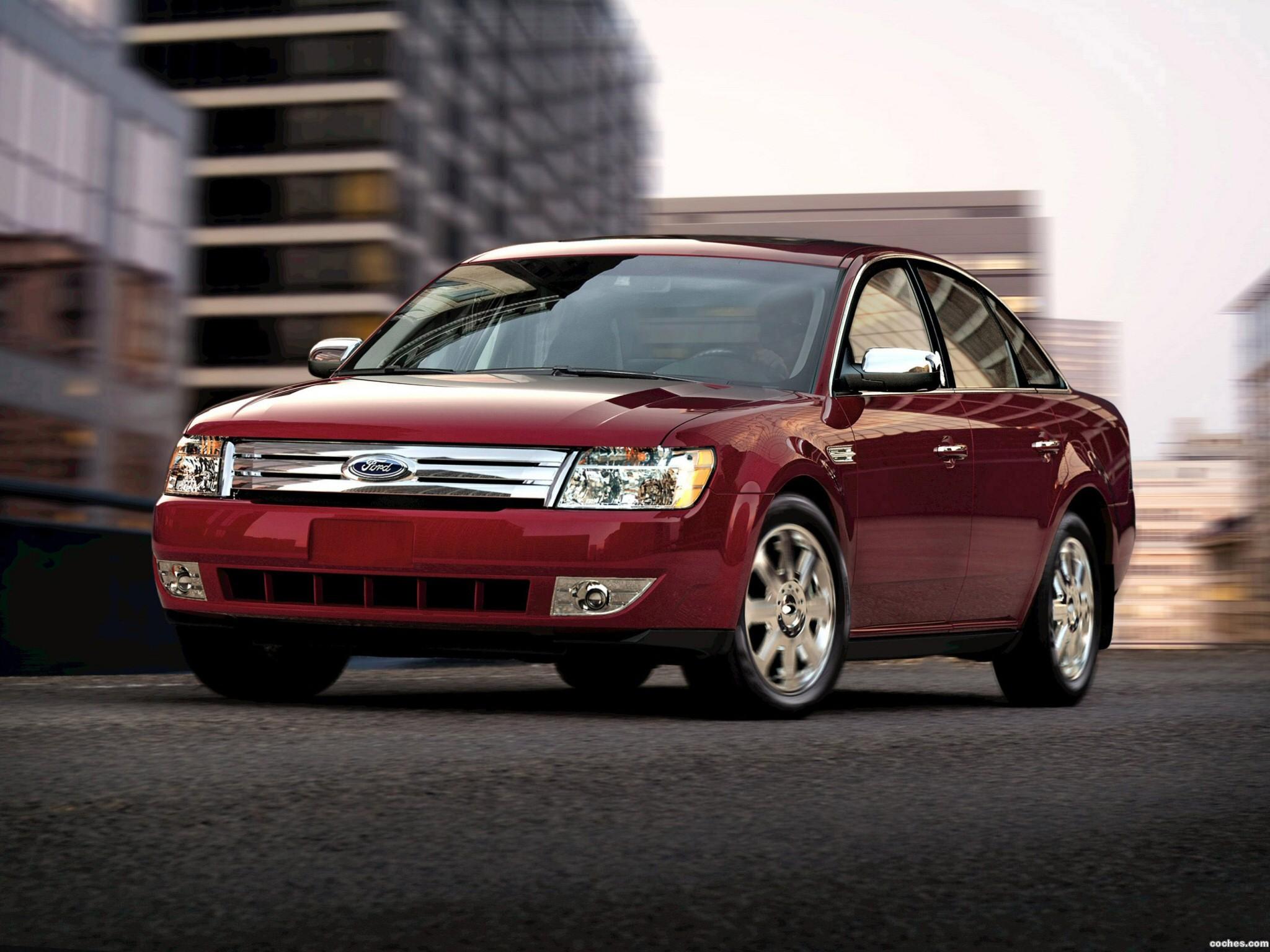 Foto 0 de Ford Taurus Five Hundred 500 2008