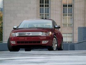 Ver foto 5 de Ford Taurus Five Hundred 500 2008