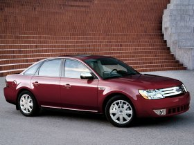 Ver foto 3 de Ford Taurus Five Hundred 500 2008