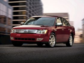 Fotos de Ford Taurus Five Hundred 500 2008