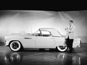 Ver foto 3 de Ford Thunderbird 1955