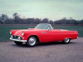 Ver foto 2 de Ford Thunderbird 1955