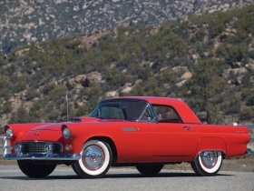 Fotos de Ford Thunderbird 1955