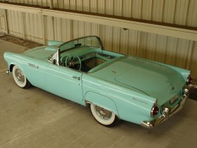 Ver foto 11 de Ford Thunderbird 1955