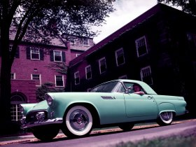 Ver foto 10 de Ford Thunderbird 1955