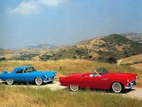 Ver foto 9 de Ford Thunderbird 1955