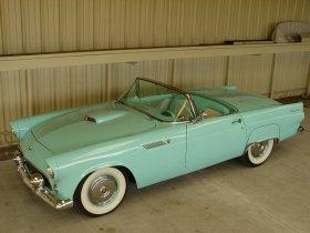 Ver foto 7 de Ford Thunderbird 1955