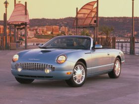 Ver foto 12 de Ford Thunderbird 2002