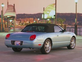 Ver foto 11 de Ford Thunderbird 2002