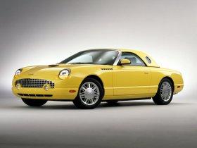 Ver foto 9 de Ford Thunderbird 2002