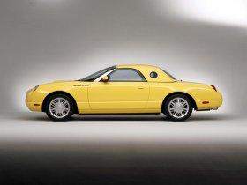 Ver foto 7 de Ford Thunderbird 2002