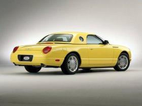 Ver foto 6 de Ford Thunderbird 2002