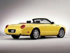 Ver foto 5 de Ford Thunderbird 2002