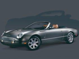 Ver foto 3 de Ford Thunderbird 2002