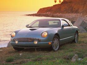 Ver foto 18 de Ford Thunderbird 2002