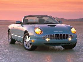 Ver foto 16 de Ford Thunderbird 2002