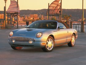 Ver foto 13 de Ford Thunderbird 2002