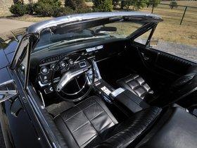 Ver foto 10 de Ford Thunderbird Convertible 76A 1966