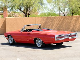 Ver foto 8 de Ford Thunderbird Convertible 76A 1966