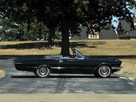 Ver foto 5 de Ford Thunderbird Convertible 76A 1966