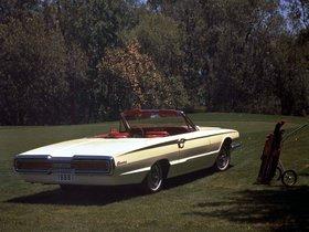 Ver foto 2 de Ford Thunderbird Convertible 76A 1966