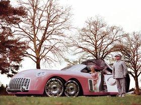 Ver foto 2 de Ford Thunderbird FAB1 Concept 2004