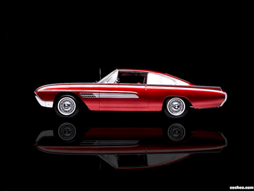Foto 2 de Ford Thunderbird Italien Concept 1963