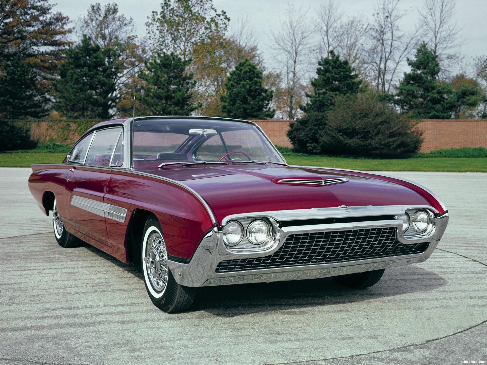 Foto 1 de Ford Thunderbird Italien Concept 1963