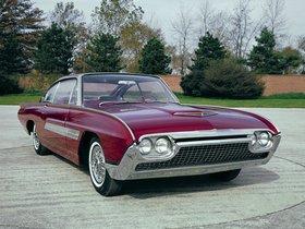 Ver foto 2 de Ford Thunderbird Italien Concept 1963