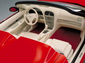 Ver foto 7 de Ford Thunderbird Sports Roadster Concept 2001