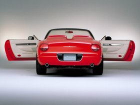 Ver foto 6 de Ford Thunderbird Sports Roadster Concept 2001