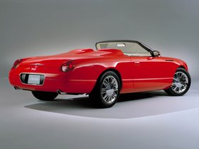 Ver foto 4 de Ford Thunderbird Sports Roadster Concept 2001