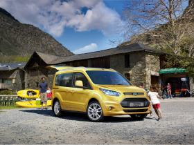 Ver foto 37 de Ford Tourneo Connect 2013